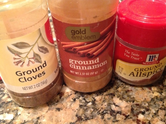 The spices that give tourtière its distinctive flavoring