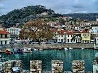 Nafpaktos, Greece, one of my favorite places in the world
