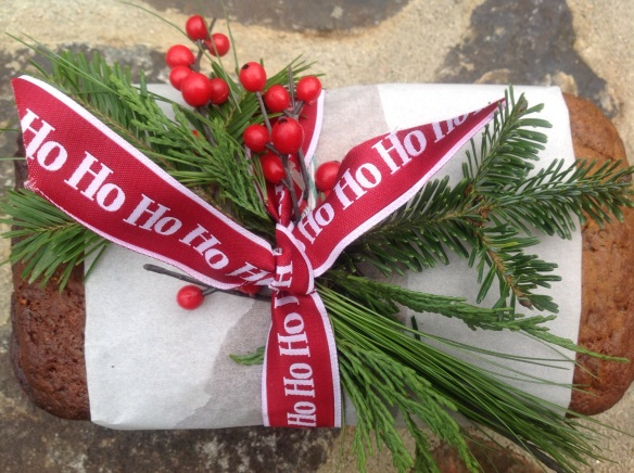 Simply festive