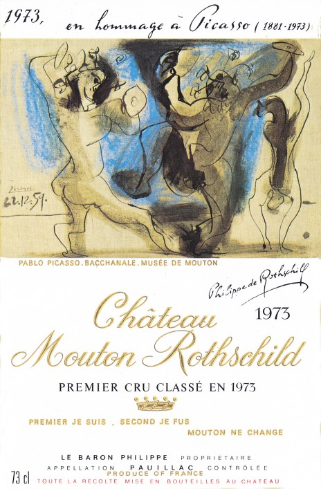 The Museum of Wine in Art, Château Mouton-Rothschild, Pauillac, France