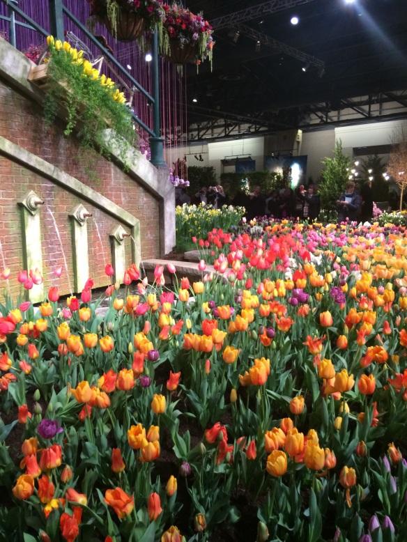 Philadelphia Flower Show 2017 French Gardener Dishes