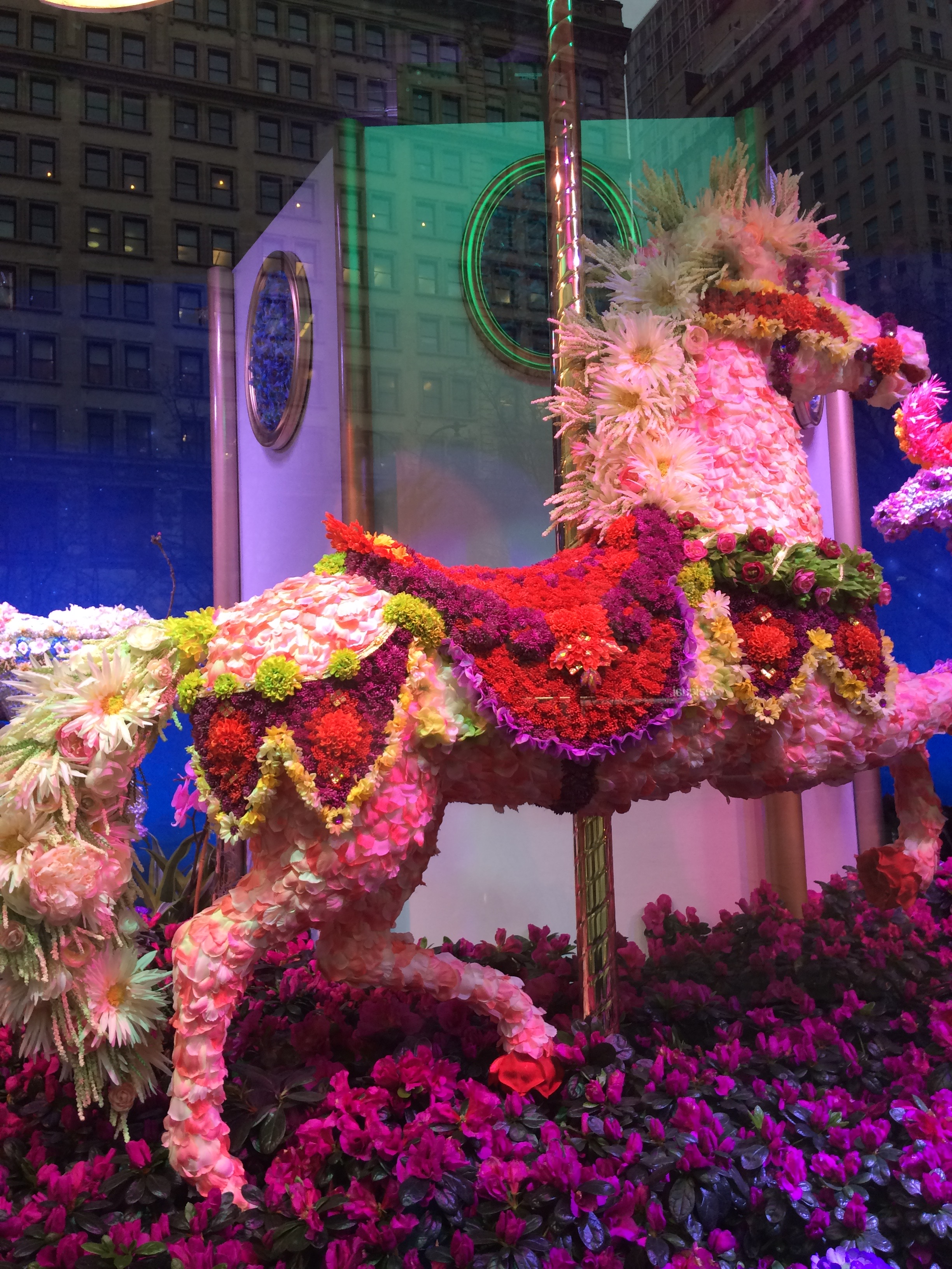 Macy s new york flower show 2017 french gardener dishes - Chicago flower and garden show 2017 ...