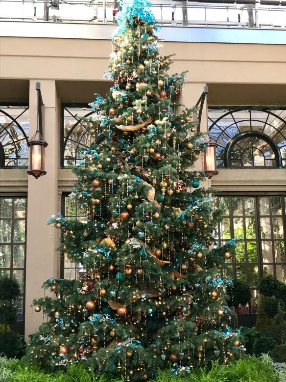 French gardener dishes creative entertaining and gardening for Longwood gardens christmas 2017
